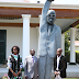Na wa o! President of Zimbabwe, Robert Mugabe makes a giant statue of himself and the citizens are not happy...photos
