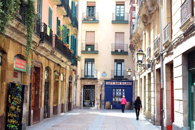 Cafe Bar Bilbao, Bizkaia, Spain - London travel blog