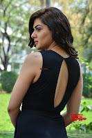 Sakshi Chaudhary in beuatiful black Deep neck Top and trousers at oollo pelliki kukka ~  Exclusive Galleries 005.jpg
