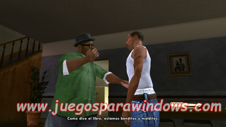 Grand Theft Auto San Andreas ESPAÑOL XBOX 360 (Region FREE) 14