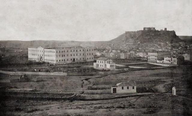 18 Σεπτεμβρίου 1834:  Η Αθήνα γίνεται πρωτεύουσα της Ελλάδας (βίντεο)