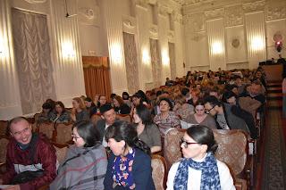Зрители в концертном зале филармонии РБ