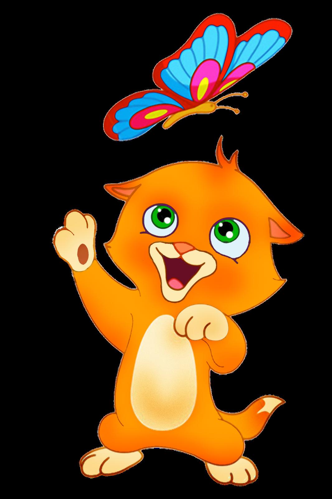 Dibujos a color gatos - Bebes dibujos infantiles ...