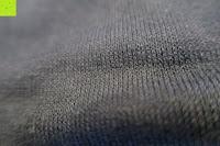 Stoff: ZANZEA Damen Langarm Lose Bluse Hemd Shirt Oversize Sweatshirt Oberteil Tops