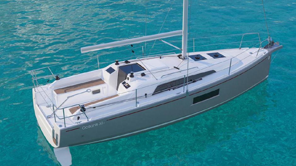 Interesting Sailboats: THE NEW OCEANIS 30 1 VERSUS HANSE 315