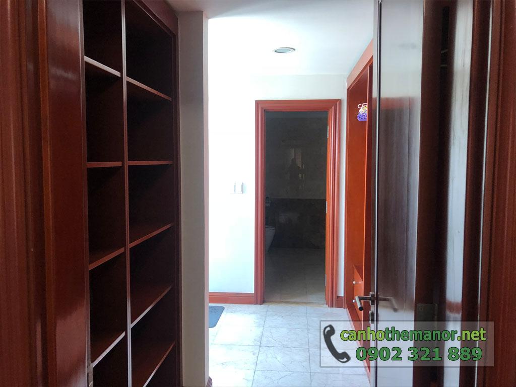Cho thuê căn hộ Penthouses 300m2 tại The Manor quận Bình Thạnh - hình 4