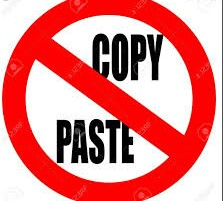 Disable Copy, Paste,Right-click function