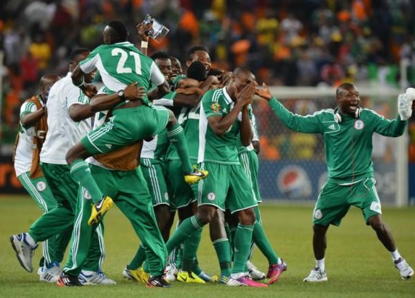 Nigeria Beats Japan 5-4
