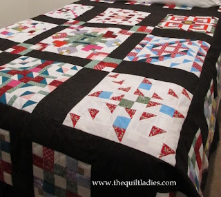 How to make Applique into Patchwork quilt pattern eBook