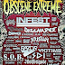 'OBSCENE EXTREME FESTIVAL 2017,July 5-9 Truthnov,Battlefield - CZECH REP' :Announced HOLY MOSES as The Headliner of OEF SPEED MANIA FEST 2017 + INFEST, BRODEQUIN, RAZORRAPE, and EMBOLISM on The Next OEF 2017 Line Up