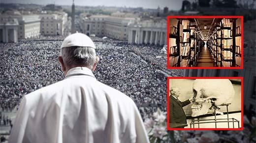 ¡Suprimido! ¿Por qué el Vaticano encubrió la historia del mundo previo al gran diluvio?