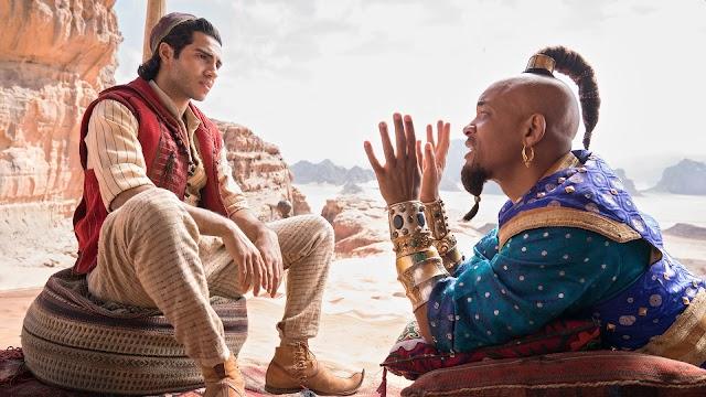 Crítica: Aladdin