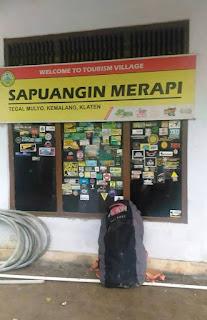Basecamp Merapi Sapuangin