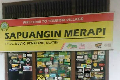 Pendakian Merapi Via Sapuangin Klaten