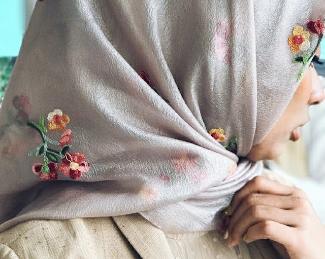 SHAFIRA hijab collection organza