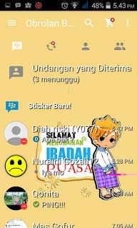 BBM MOD Ramadhan V2.13.1.14 Apk-1