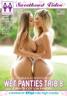 Lesbian Adventures Wet Panties Trib 8