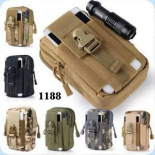 Dompet / sarung hp army 1188 Murah