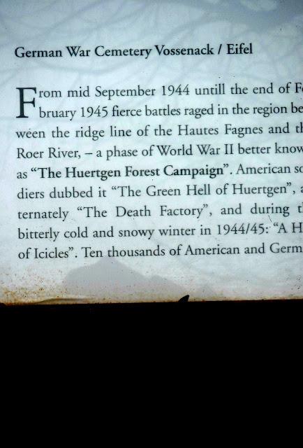War Cemetery Simmerath Germany