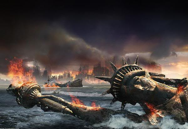 نتيجة بحث الصور عن سقوط امريكا