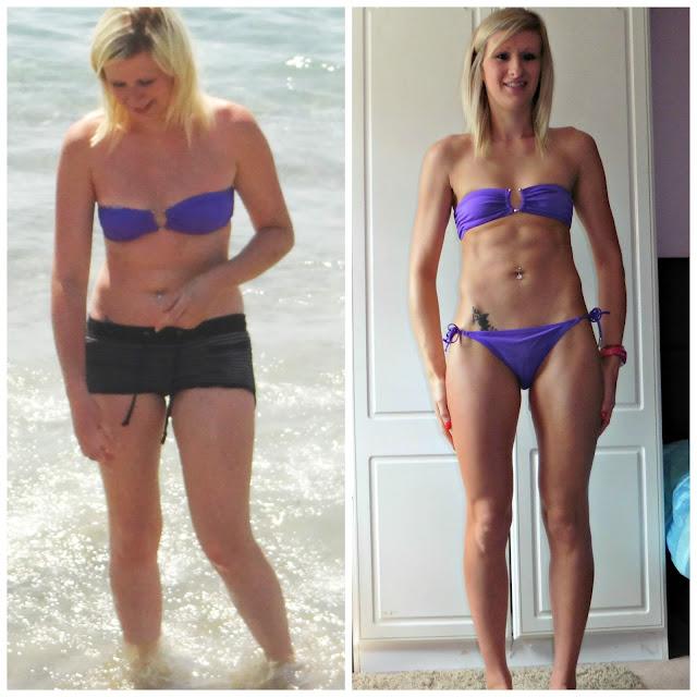 Kayla Itsines Transformation Photo