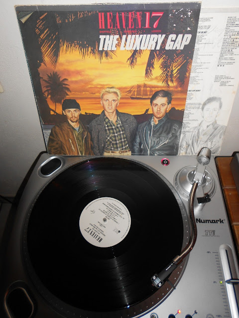 "Club Classics: ""The Luxury Gap"", do Heaven 17"