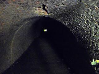 Тараканівський (Дубенський) форт. Вхід в фортечний тунель