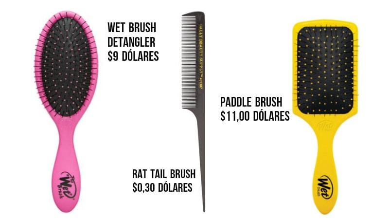 tipos de escova