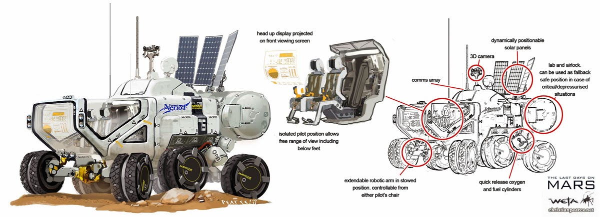 mars rover last - photo #20