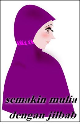 gambar kartun islami wanita muslimah