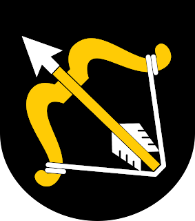 Archer malhabile  Pohjois-Savo.vaakuna
