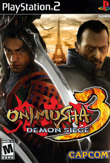 Onimusha 3: Demon Siege (PS2) 2005
