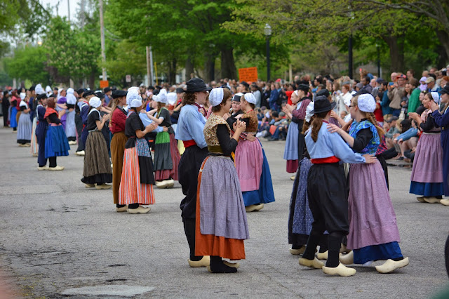 Holland, MI Tulip Time Festival