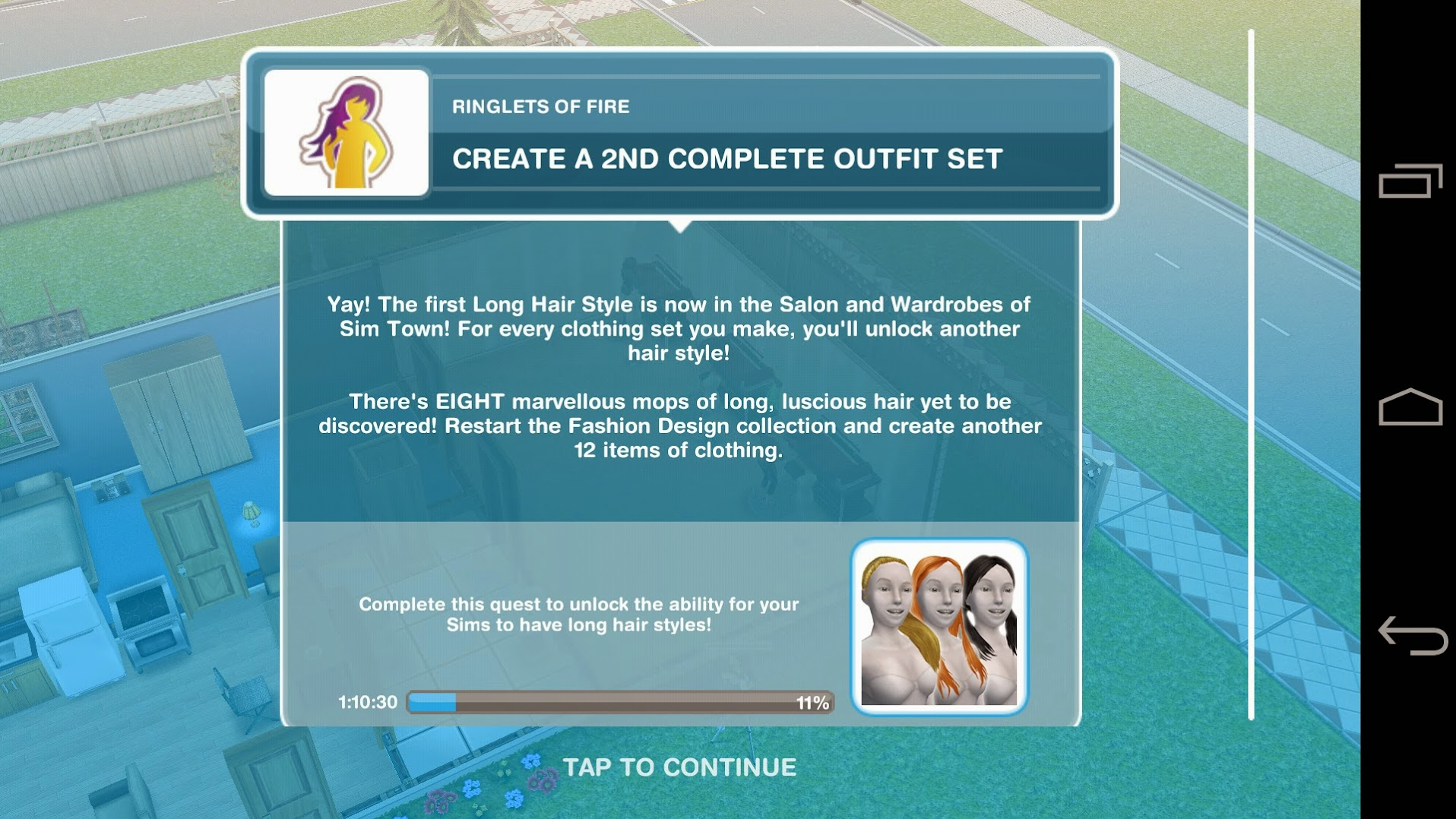 Sims Freeplay August 2014