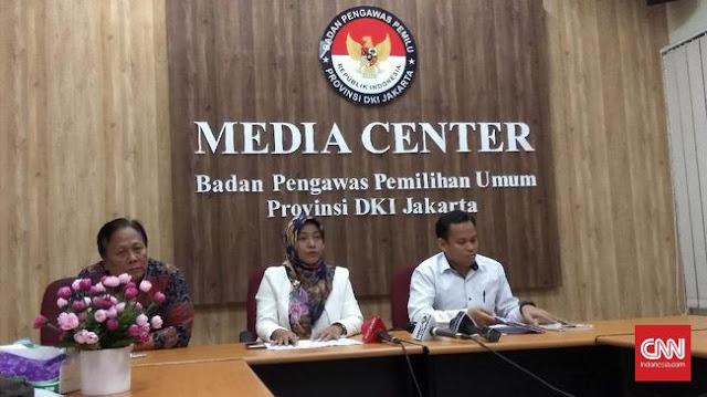 Langgar Aturan, Videotron Jokowi-Ma'ruf Amin Diminta Dicopot