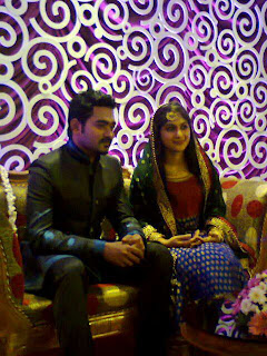 asif ali on his engagement