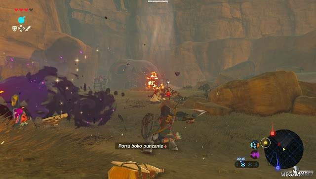 The Legend of Zelda Breath of the Wild pc imagenes