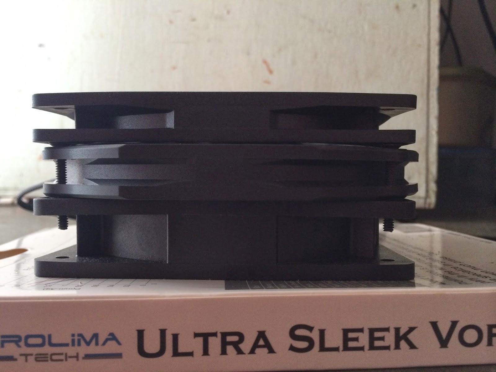 Prolimatech Ultra Sleek Vortex Performance Review 13