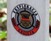 Logo Eksploracja Galicja.