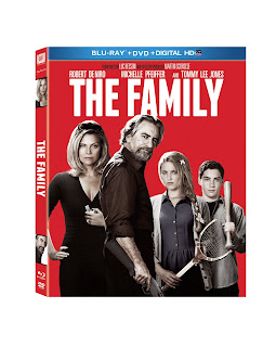 Blu-ray Review - The Family