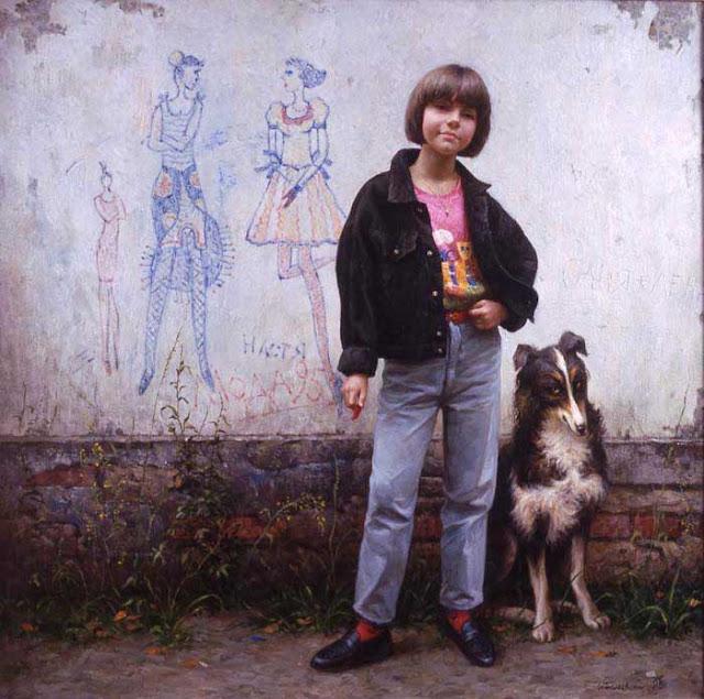 Igor Belkovsky | Russian Figurative Artist