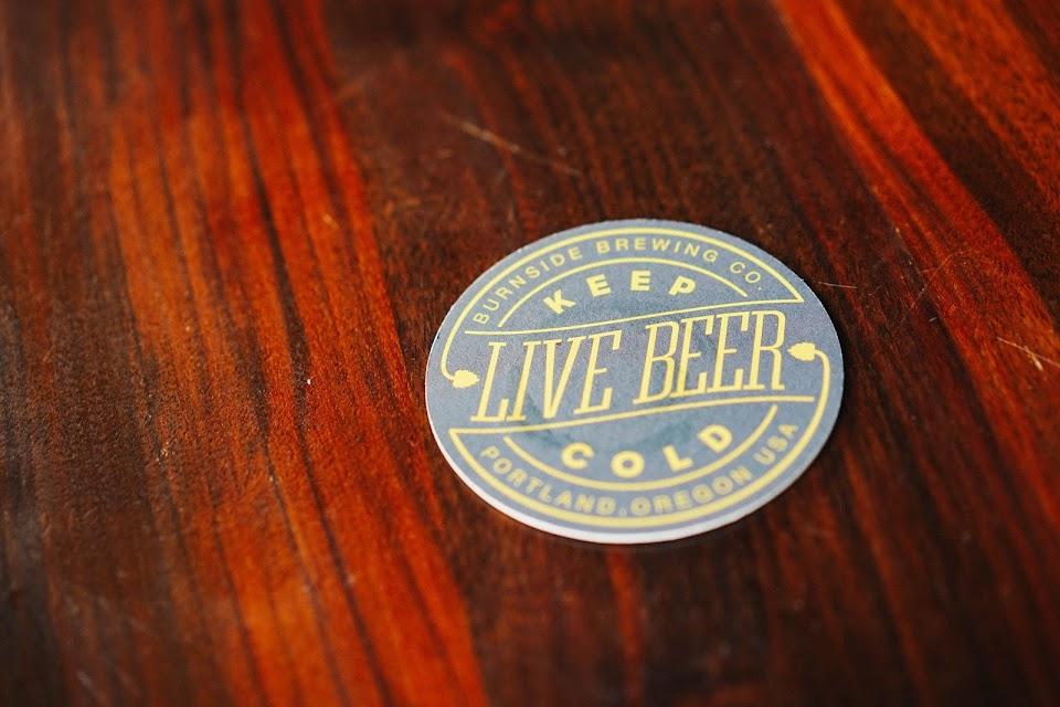 バーンサイド・ブルーイング・カンパニー(Burnside Brewing Company)