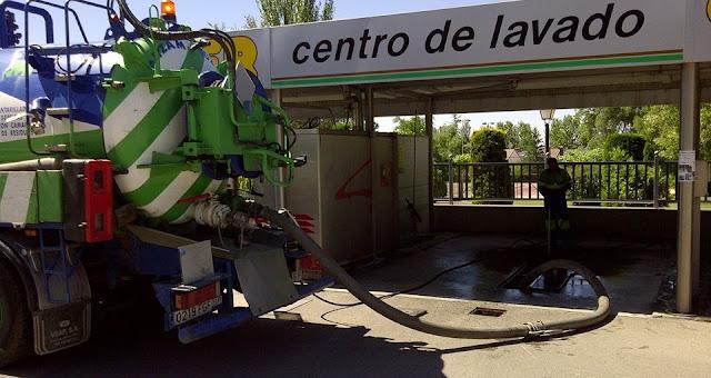 limpieza centro lavado Madrid