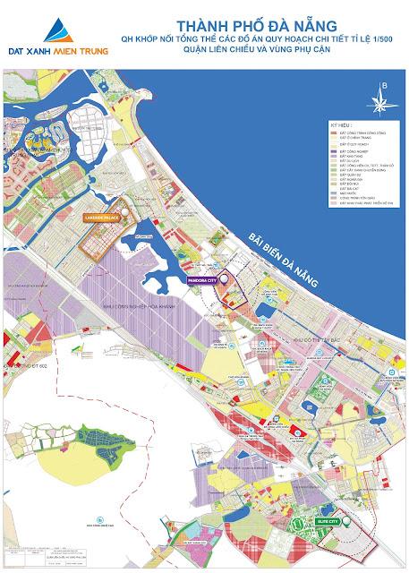 Bản đồ quy hoạch Lakeside Palace