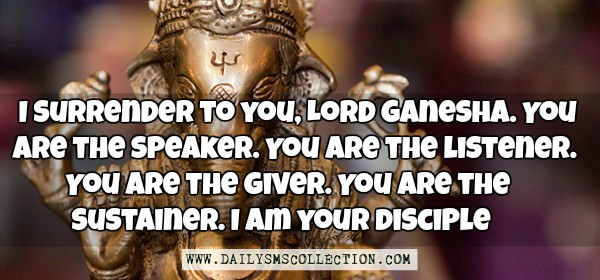 happy ganesh chaturthi images with messages