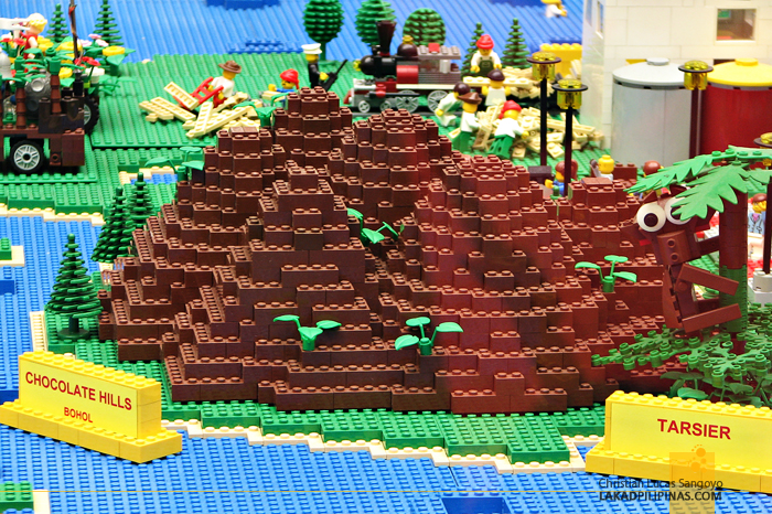 Lego Pilipinas Tara Na Exhibit Bohol