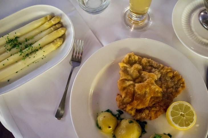 Passagem Gastronômica - Restaurante Aigner - Friedrichstraße - Berlim - Alemanha