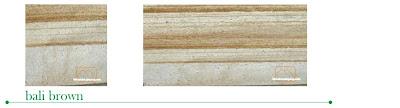 batu lapis legit atau bali brown