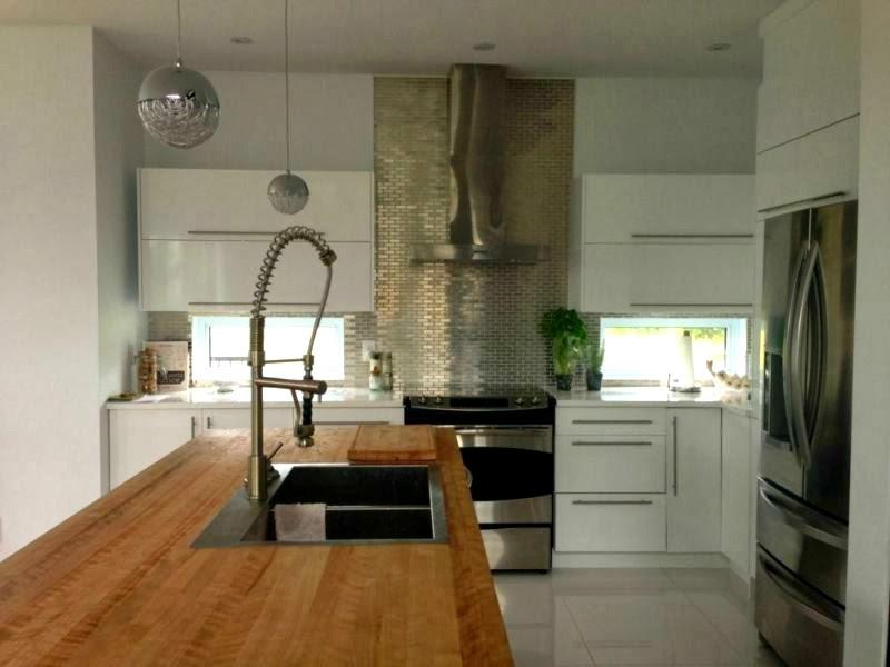 Hotte de cuisine chemin e - Peinture pour hotte de cheminee ...