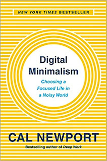 Smartphones and mental illness: observations from Cal Newport s Digital Minimalism: Choosing a Focused Life in a Noisy World